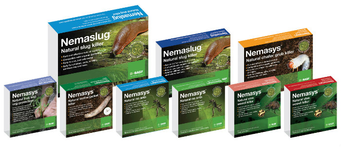 The Nemasys Nematode Range